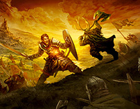Kings of the Realm: App Store Images (Landscape)