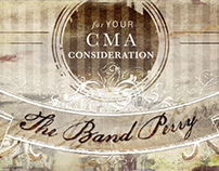 The Band Perry CMA Campaign 2012