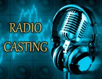 RADIO ADVERTISING CASTING