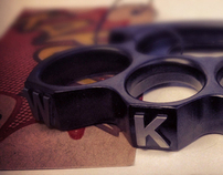 Wieden+Kennedy Brass Knuckles