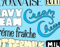 Miscellaneous Typography