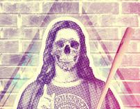 I´m not Jesus (Skate Deck)