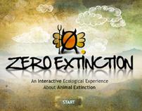 Zero Extinction Visual Design