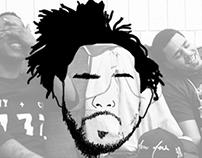 Header   J Cole & Kendrick Lamar