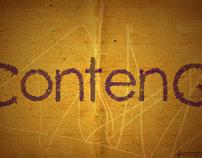 ContenG Font