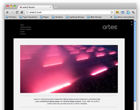 artec3 Studio Website