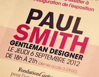 Paul Smith - Gentleman Designer.
