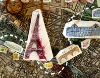 City plan: Paris