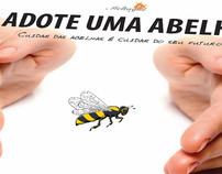 ADOTE UMA ABELHA ( Projeto Academico )