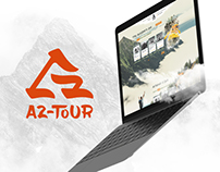 A2 Tour — Logo & Website