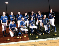 2010 UK Softball