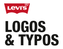 Logos, Typography & other stuff X Levi's