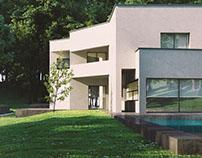 Casa Vieira de Castro by Alvaro Siza.