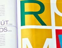Tipográfiai utazás  / Typographic Journey