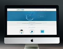 Projekt i wykonanie strony lensbox.pl dla Szkla.com