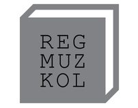 Logos for a museum in Kolín