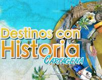 DESTINOS CON HISTORIA