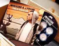 John Kerr & J. Frank - The 6-Pack EP