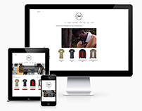 Webshop / eCommerce / Snazzy Clothing