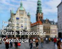 Paisaje Urbano - Centro Histórico de Copenhague