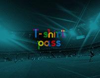 La Liga // T-shirt Pass