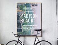 Madison Black Branding