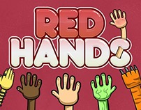 Red Hands – 2 Player Games