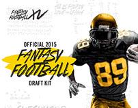 2015 Buffalo Wild Wings Fantasy Football Kit - Canada