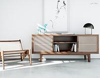 Furniture Pierre Jeanneret / Fstorm