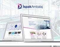 İspak Home Page