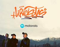 Motorola - Liricistas - Campaña Digital