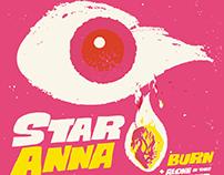 Star Anna - Vinyl Artwork