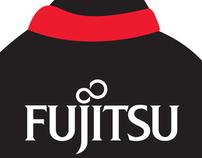 Mascote Grupo Desportivo Fujitsu