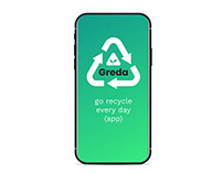 Go Recycle Every Day Application - Hack the Gap