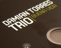 DAMIÁN TORRES TRÍO I  CD pack
