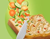 Fun Foods Sandwich Spreads
