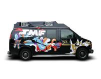 TMF | Broadcast design