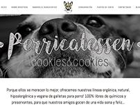 Perricatessen web page.