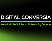 Projet web : DIGITAL CONVERGIA