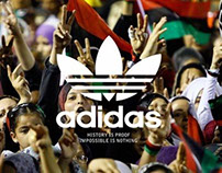 Adidas: History is proof