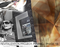 Komtar Revitalization Project, Penang - Phase 1B