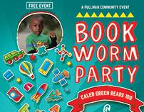 Bookwork Party Flyer [Design]