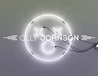 Olly Johnson - Motion Graphics Reel 2015