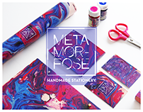 Metamorfose Handmade Stationery • Collections