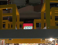 Top cube for Lego Store