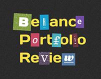 Behance Portfolio Review Томск