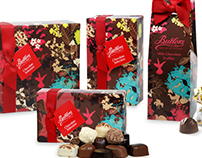 Packaging design -Butlers chocolate