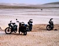Le Sahara d'afrique