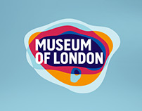 Museum of London - Microsite