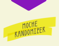 Moche Randomizer - Mobile app